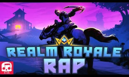 "REALM ROYALE RAP by JT Music & Rockit Gaming – ""Embers Burning"""