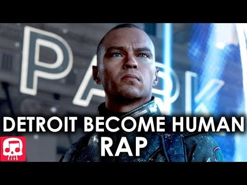 "DETROIT BECOME HUMAN RAP by JT Music – ""Deviations"""