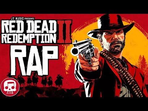 "RED DEAD REDEMPTION 2 RAP by JT Music – ""Ride or Die"""