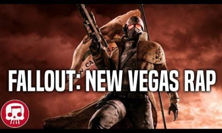 "FALLOUT NEW VEGAS RAP by JT Music – ""Welcome to the Strip"""