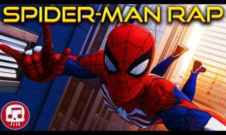 "SPIDER-MAN RAP by JT Music – ""With Great Power"""