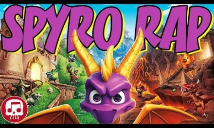 "SPYRO RAP by JT Music & Jeremy Dooley – ""Burn 'Em Down"""