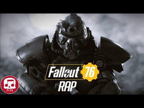 FALLOUT 76 RAP by JT Music (feat. Bonecage, Dan Bull, Fabvl & GameBoyJones)