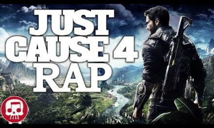 "JUST CAUSE 4 RAP by JT Music – ""Adrenaline Junkie"""