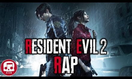 "RESIDENT EVIL 2 RAP by JT Music (feat. Andrea Storm Kaden) – ""Far From Alive"""