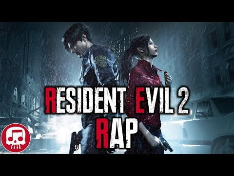 """RESIDENT EVIL 2 RAP by JT Music (feat. Andrea Storm Kaden) – """"Far From Alive"""""""