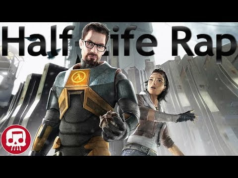 HALF-LIFE RAP by JT Music