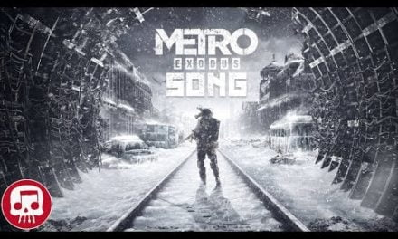 METRO EXODUS SONG by JT Music (feat. Andrea Storm Kaden)