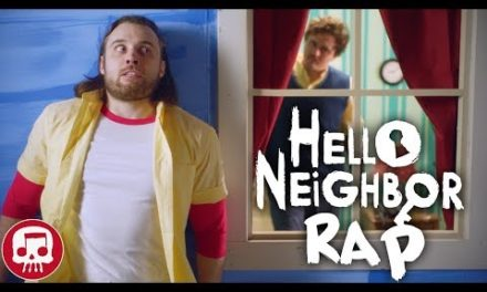 "HELLO NEIGHBOR RAP by JT Music – ""Hello and Goodbye"" (LIVE ACTION)"