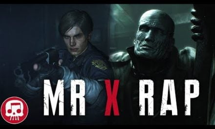 "MR X RAP by JT Music (Resident Evil 2 Rap) – ""Ready or Not"""