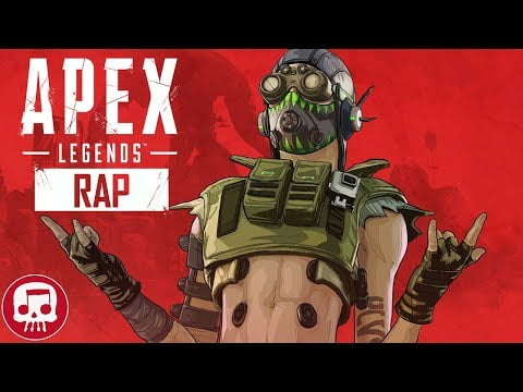 "APEX LEGENDS RAP by JT Music – ""Lonely at the Top"""