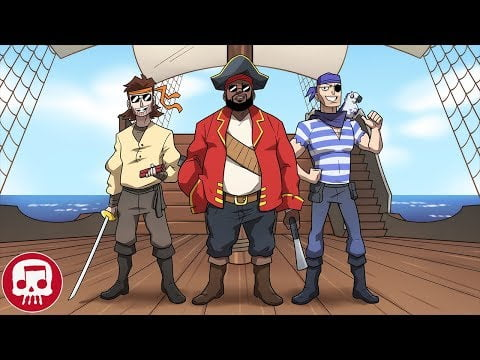 """""""I'm On a Boat"""" Metal Cover by Neebs Gaming, JT Music & Nerdout (Sea of Thieves)"""