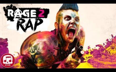 "RAGE 2 RAP by JT Music – ""About 2 Lose It"""