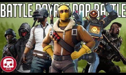 BATTLE ROYALE RAP BATTLE by JT Music, Nerdout, Fabvl, Neebs Gaming, Rockit Gaming & GameboyJones
