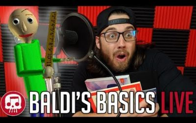 Baldi's Basics Rap LIVE by JT Music