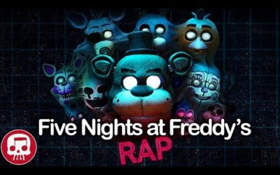 """FNAF VR HELP WANTED SONG by JT Music – """"Put Me Back Together"""""""