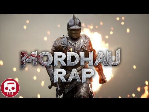 """MORDHAU RAP by JT Music & Bonecage – """"Hold The Line"""""""