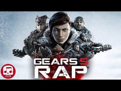 GEARS OF WAR 5 RAP by JT Music (feat Andrea Storm Kaden)