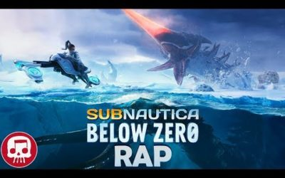"SUBNAUTICA BELOW ZERO RAP by JT Music – ""Take the Dive"""