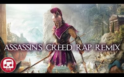 Assassin's Creed Odyssey Rap [REMIX] by JT Music (feat. DHeusta)