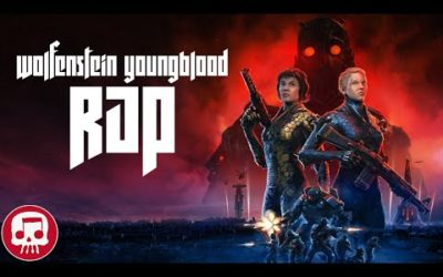 "WOLFENSTEIN YOUNGBLOOD RAP by JT Music (feat. Andrea Storm Kaden) – ""Run With the Wolves"""