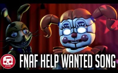 FNAF VR Help Wanted Song by JT Music [SFM]