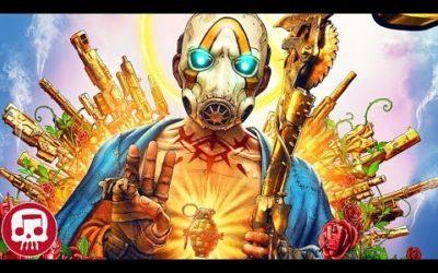 "BORDERLANDS 3 RAP by JT Music & Rockit Gaming – ""Like a Psycho"""