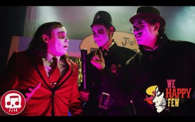 "WE HAPPY FEW SONG by JT Music – ""Anytime You Smile"" (Live Action)"