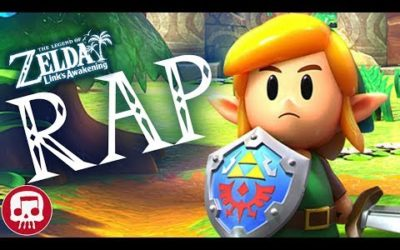 The Legend of Zelda: Link's Awakening RAP by JT Music (feat. Andrea Storm Kaden)