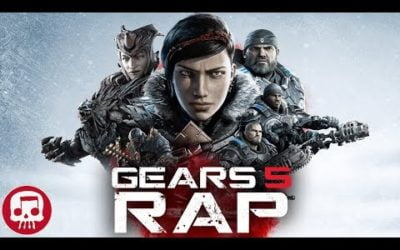 GEARS 5 RAP by JT Music (feat Andrea Storm Kaden)