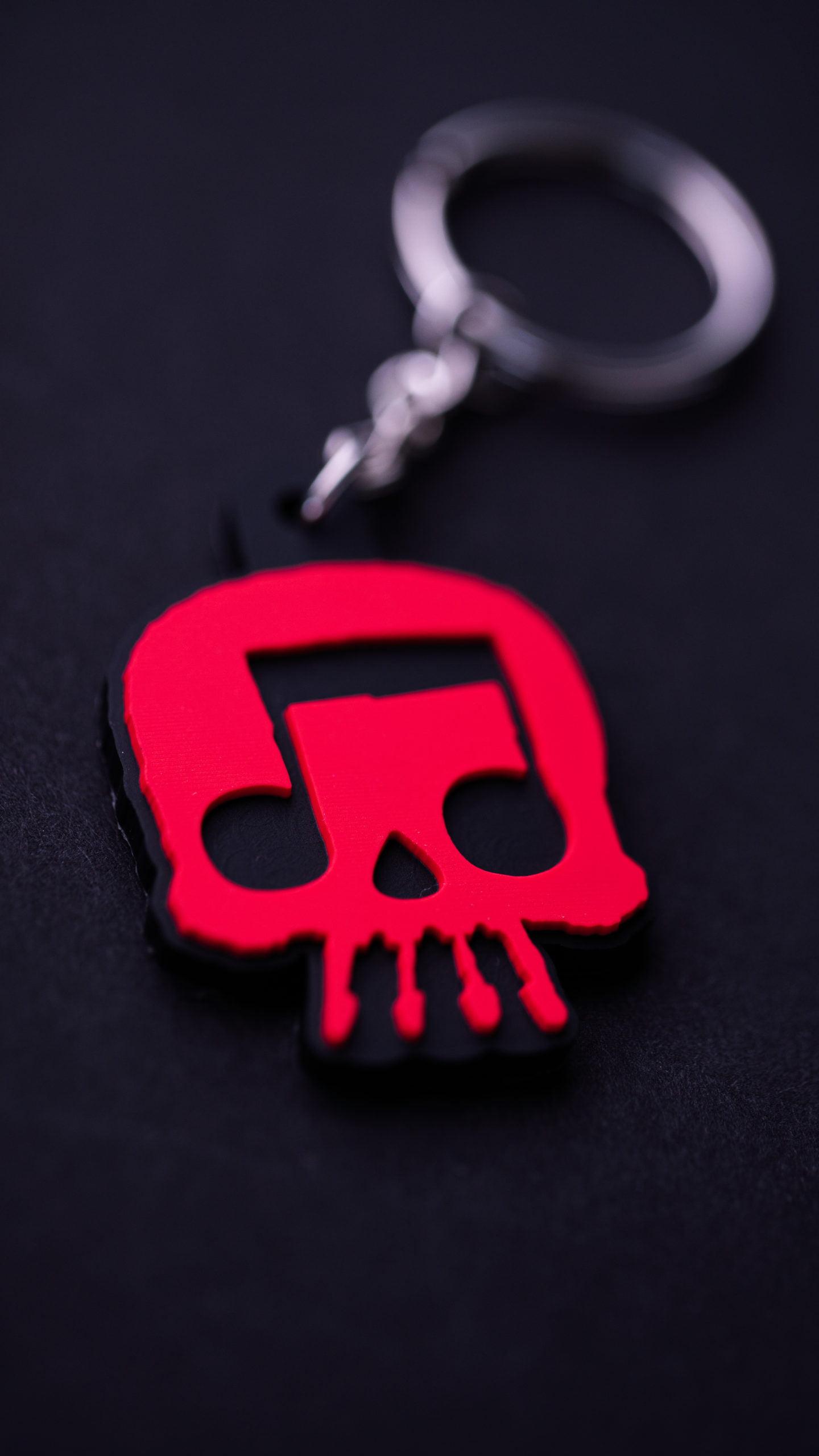 JT Music Keychain