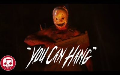 """You Can Hang"" – Dead by Daylight Rap by JT Music (Live Action)"