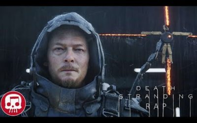 "DEATH STRANDING RAP by JT Music – ""Chirality"""
