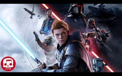 "STAR WARS JEDI: FALLEN ORDER RAP by JT Music – ""Best for Last"""