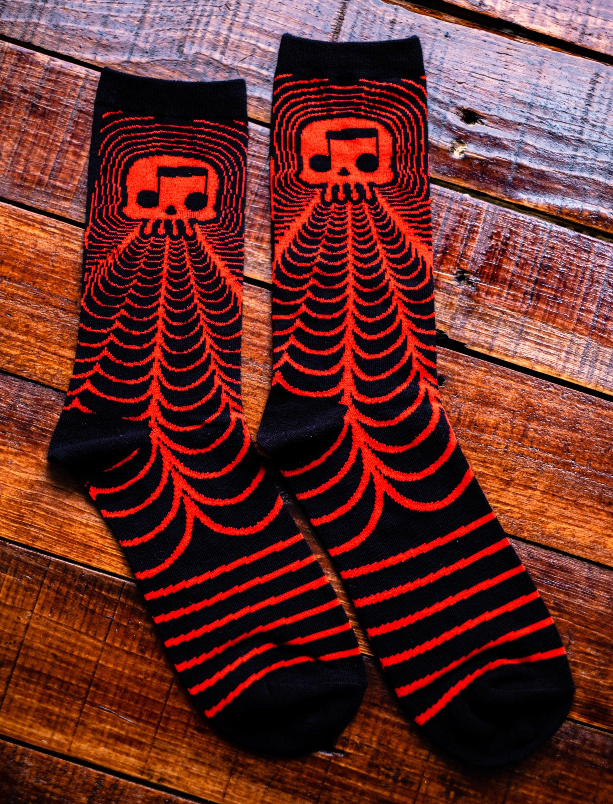 JT Music Socks
