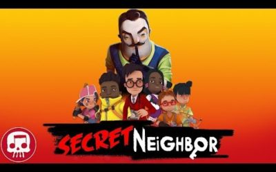 "SECRET NEIGHBOR RAP by JT Music – ""No Keepin' Secrets"""