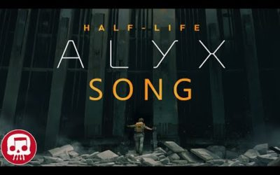 "HALF LIFE: ALYX SONG by JT Music (feat. Andrea Storm Kaden) – ""Entangled"""