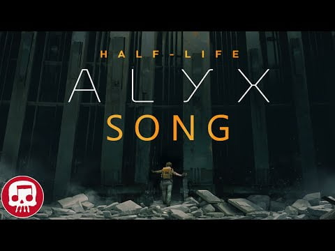 """HALF LIFE: ALYX SONG by JT Music (feat. Andrea Storm Kaden) – """"Entangled"""""""