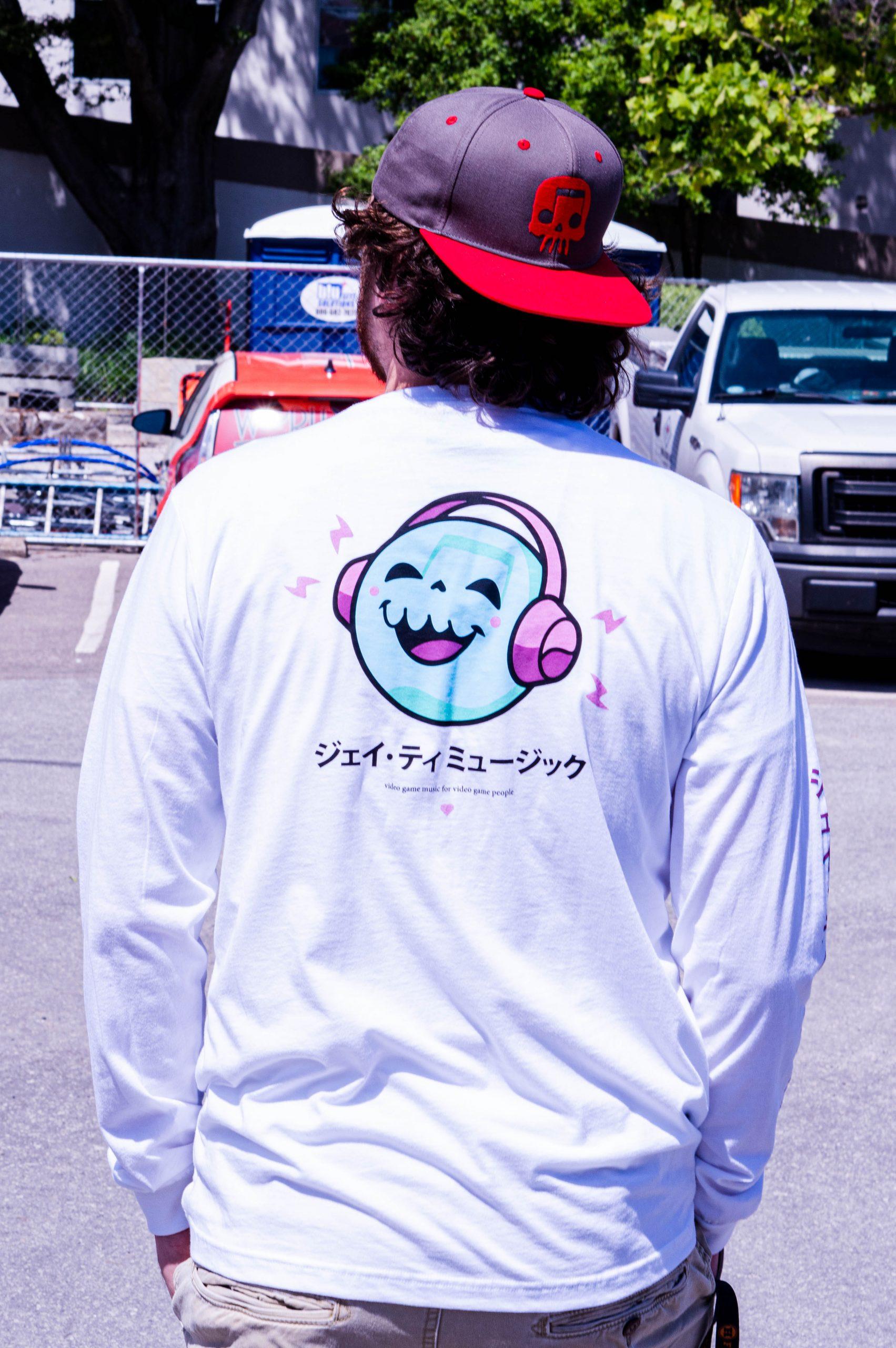 JT Music Kawaii Long Sleeve Tee