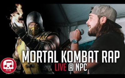 MORTAL KOMBAT X Rap LIVE @ NPC 2019 Nashville