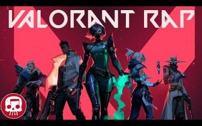 VALORANT RAP by JT Music & Rockit Gaming (Agent Rap)