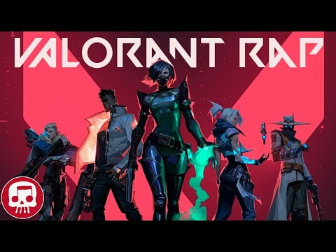 VALORANT RAP by JT Music & Rockit Gaming (Agent Rap)