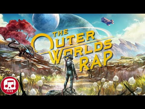 "THE OUTER WORLDS RAP by JT Music – ""I'm a Yahoo"""