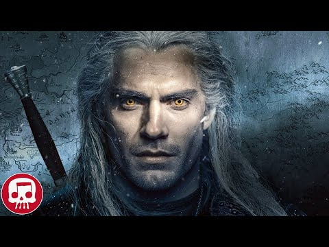 "THE WITCHER SONG by JT Music (feat. Rachel Hardy) – ""Born of the Lion"""