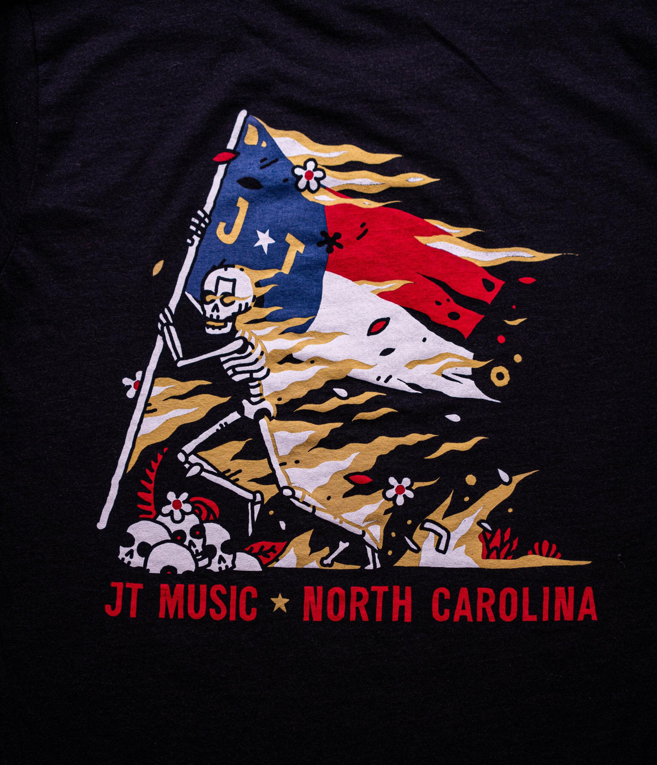 JT x NC T-Shirt