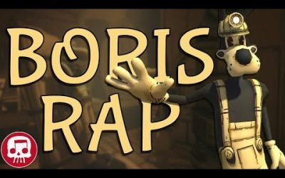 "BORIS AND THE DARK SURVIVAL RAP by JT Music – ""Rest in Ink"""