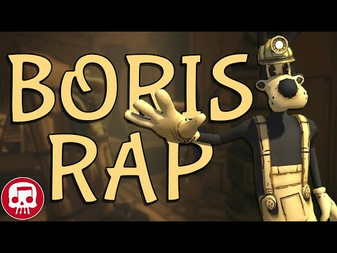 """BORIS AND THE DARK SURVIVAL RAP by JT Music – """"Rest in Ink"""""""
