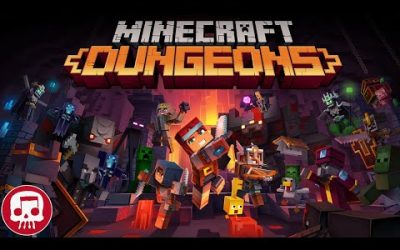 MINECRAFT DUNGEONS RAP by JT Music