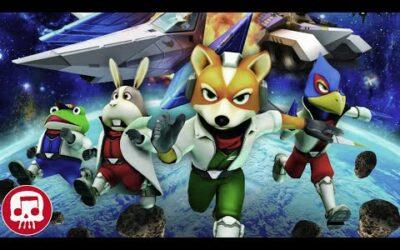 "STAR FOX RAP by JT Music – ""Rock n' Barrel Roll"""