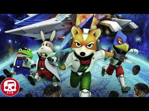 "STAR FOX RAP by JT Music – ""Rock n' Barrel Roll"""